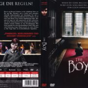 The Boy (2016) R2 German DVD Cover