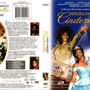 CINDERELLA (1997) R1 DVD COVER & LABEL