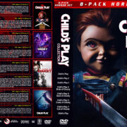 Child's Play Collection (8) R1 Custom DVD Cover