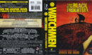Watchmen: Tales Of The Black Freighter (2009) R1 Blu-Ray Cover & Labels
