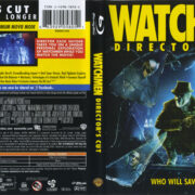 Watchmen - Director's Cut (2009) R1 Blu-Ray Cover & Labels