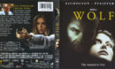 Wolf (1994) R1 Blu-Ray Cover & Label