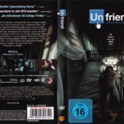 Unfriend (2016) R2 German DVD Cover