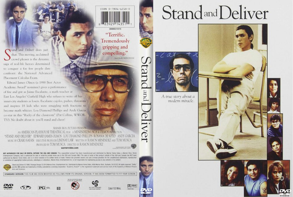 Stand And Deliver Deutsch