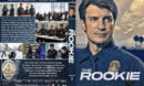 The Rookie - Season 1 (2019) R1 Custom DVD Cover & Labels