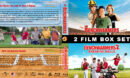 Benchwarmers Double Feature R1 Custom Blu-Ray Cover