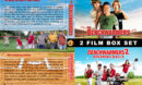 Benchwarmers Double Feature R1 Custom DVD Cover