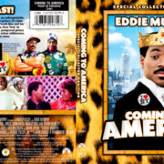 Coming to America (1988) R1 Blu-Ray Cover