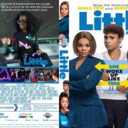 Little (2019) R1 Custom DVD Cover