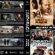 Death Race 4-Pack R1 Custom Blu-Ray Cover