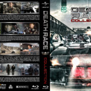 Death Race Collection R1 Custom Blu-Ray Cover