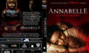 Annabelle Comes Home (2019) R1 Custom DVD Cover