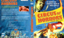 CIRCUS OF HORRORS (1960) R1 DVD COVER & LABEL