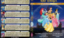 Disney Princess Collection - Volume 1 R1 Custom DVD Cover