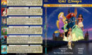 Disney Princess Collection - Volume 2 R1 Custom DVD Cover
