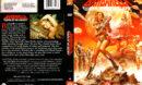BARBARELLA (1968) R1 DVD COVER & LABEL