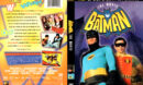 BATMAN THE MOVIE (1966) R1 DVD COVER & LABEL