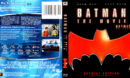 BATMAN THE MOVIE (1966) R1 BLU-RAY COVER & LABEL
