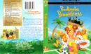 BEDKNOBS AND BROOMSTICKS (1971) R1 DVD COVER & LABEL
