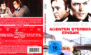 Agenten sterben einsam (1968) R2 German Blu-Ray Cover