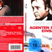 Agenten sterben einsam (1968) R2 German Blu-Ray Cover