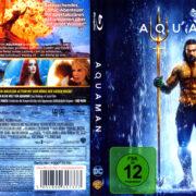 Aquaman (2018) R2 German Blu-Ray Cover
