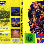 Frankensteins Höllenbrut (1972) R2 German Blu-Ray Covers