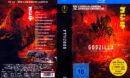 Godzilla Collection R2 German Blu-Ray Covers