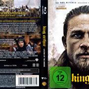 King Arthur: Legend of the Sword (2017) R2 German Blu-Ray Cover