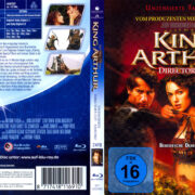 King Arthur (2004) R2 German Blu-Ray Cover
