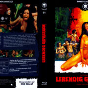 Lebendig gefressen (1980) R2 German Blu-Ray Cover