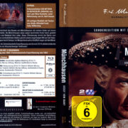 Münchhausen (1943) R2 German Blu-Ray Cover