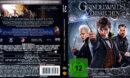 Phantastische Tierwesen: Grindelwalds Verbrechen (2018) R2 German Blu-Ray Cover