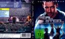 Real Steel - Stahlharte Gegner (2011) R2 German Blu-Ray Cover