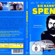 Sie nannten ihn Spencer (2017) R2 German Blu-Ray Covers