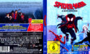 Spider-Man: A New Universe (2018) R2 German Blu-Ray Cover