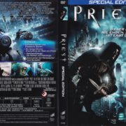 Priest (2011) R2 German DVD Cover