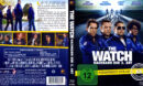 The Watch - Nachbarn der 3. Art (2012) R2 German Blu-Ray Cover
