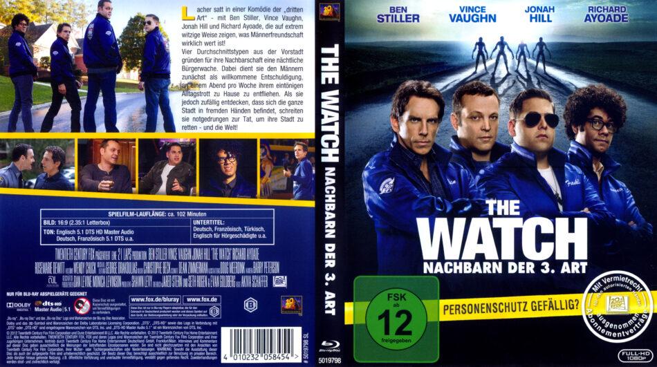 The Watch Nachbarn Der 3 Art Trailer Deutsch