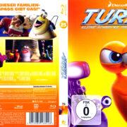 Turbo - Kleine Schnecke, großer Traum (2013) R2 German Blu-Ray Covers