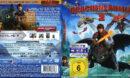 Drachenzähmen leicht gemacht 2 (2014) R2 German Blu-Ray Covers