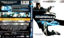 TRANSPORTER 3 (2008) R1 4K UHD BLU-RAY COVER & LABELS