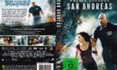 San Andreas (2015) R2 German DVD Cover