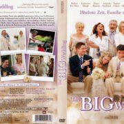 The Big Wedding (2013) R2 German DVD Cover