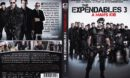 The Expendables 3 (2014) R2 German DVD Cover