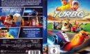 Turbo (2013) R2 German DVD Cover