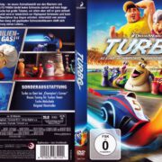 Turbo (2013) R2 German DVD Cover