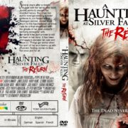 A Haunting at Silver Falls: The Return (2019) R0 Custom DVD Cover