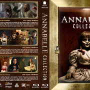 Annabelle Collection R1 Custom Blu-Ray Cover