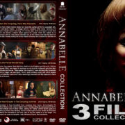 Annabelle Collection R1 Custom DVD Cover